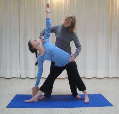Yoga Einzelstunde in Nürnberg mit Eve Krenz