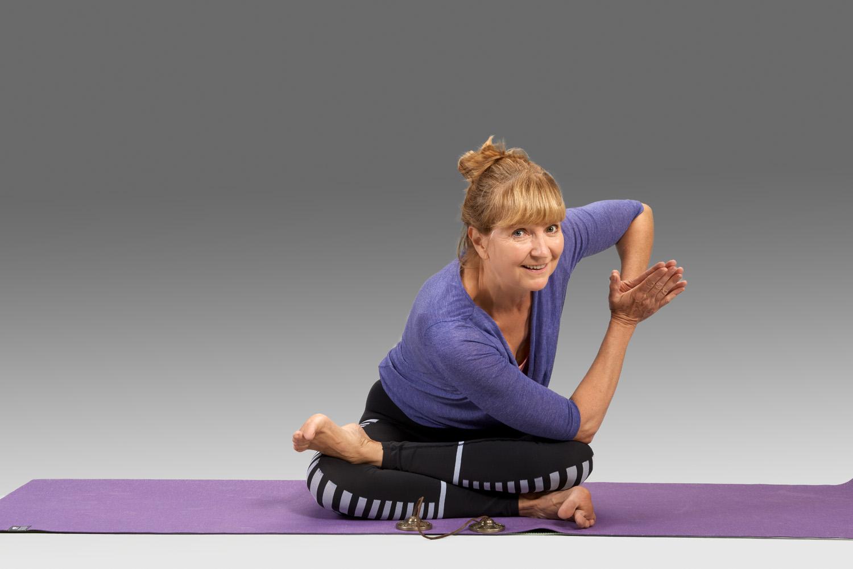Yogalehrerin Eve Krenz Nürnberg